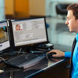 monitored-access
